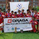 IJSL Juara 1 di GOTHIA CUP CHINA 2018